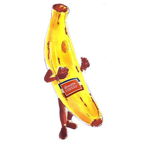 Banane © Christine Capdevielle